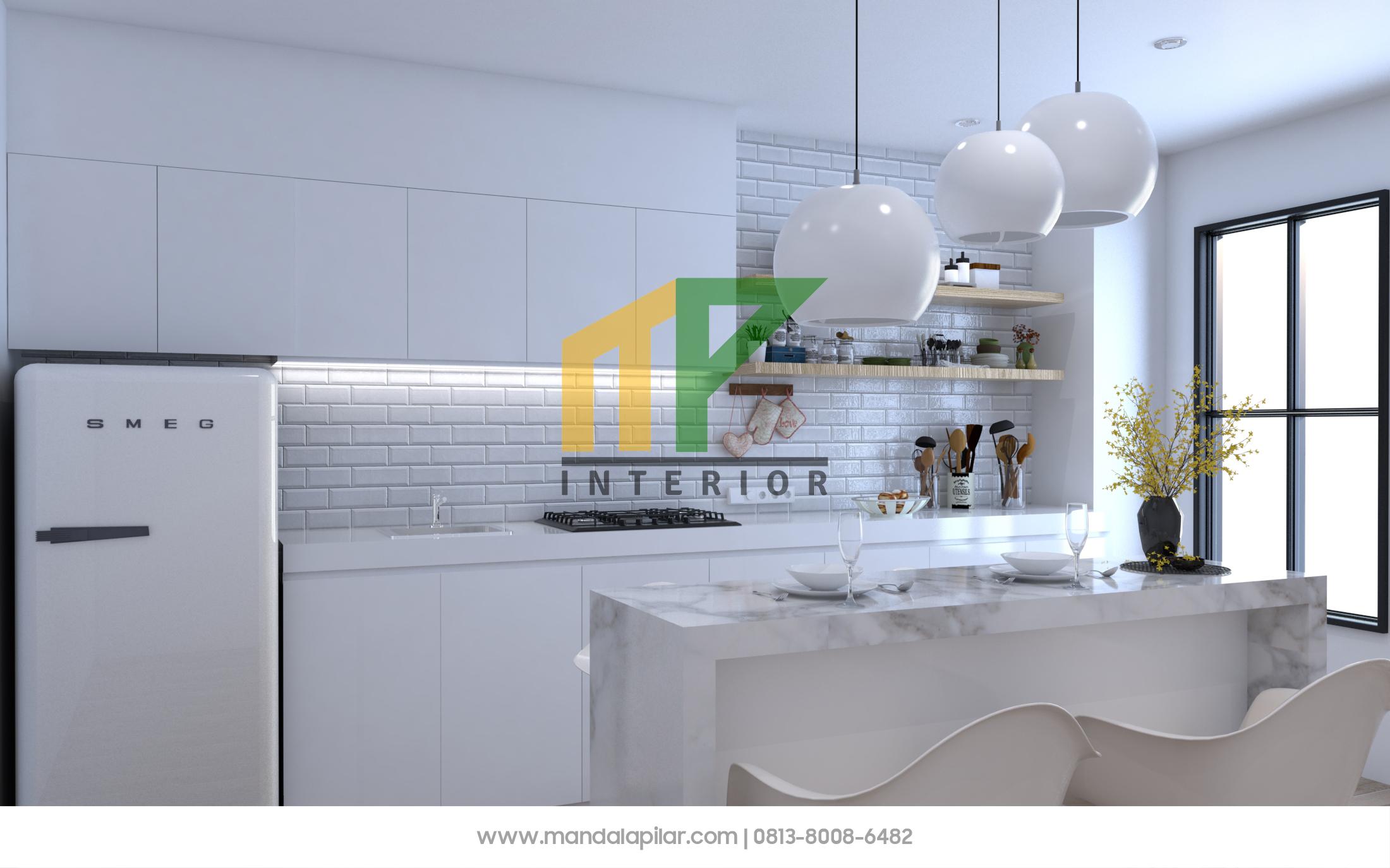 Mau Bangun Rumah Atau Renovasi Rumah Dengan Dapur Yang Memiliki Bufet Pt Mandala Pilar Indonesia
