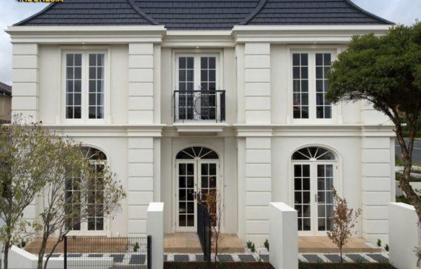 Bangun Rumah Atau Renovasi Rumah : Inspirasi Desain Rumah Gaya Eropa Klasik Hingga Modern